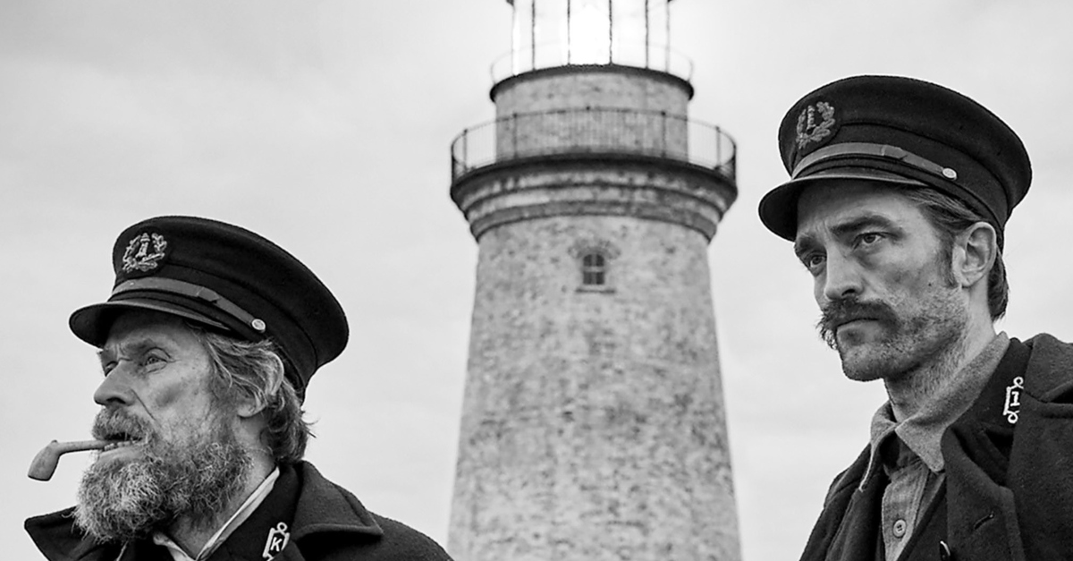 The Lighthouse: Borracheras, paranoia y majestuosas actuaciones