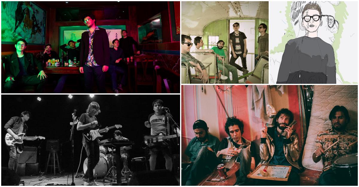 Entre sintetizadores y guitarras corrosivas, un nuevo horizonte en la música boliviana