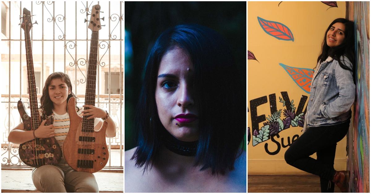 Tres solistas trujillanas para conocer en cuarentena