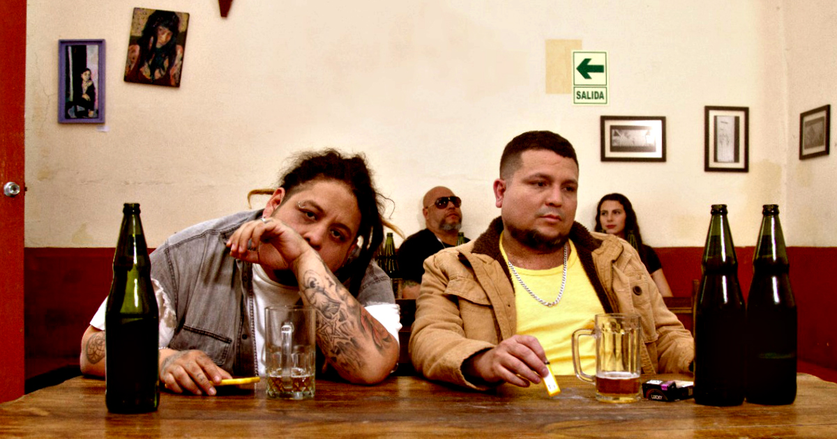 Pounda & NoModico estrena el videoclip de su tema «Nube Negra»