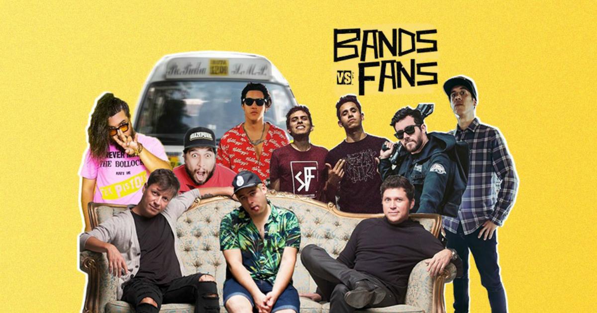 Garaje del Rock presenta «Bands vs Fans», su nueva serie web