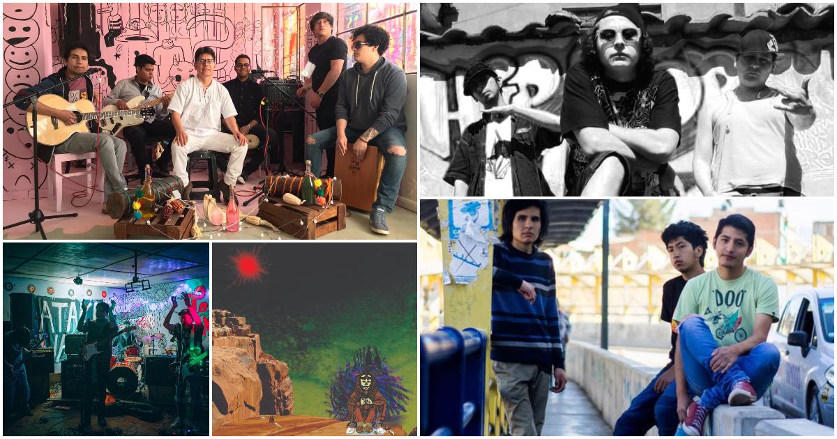 5 proyectos musicales de Huancayo que debes escuchar