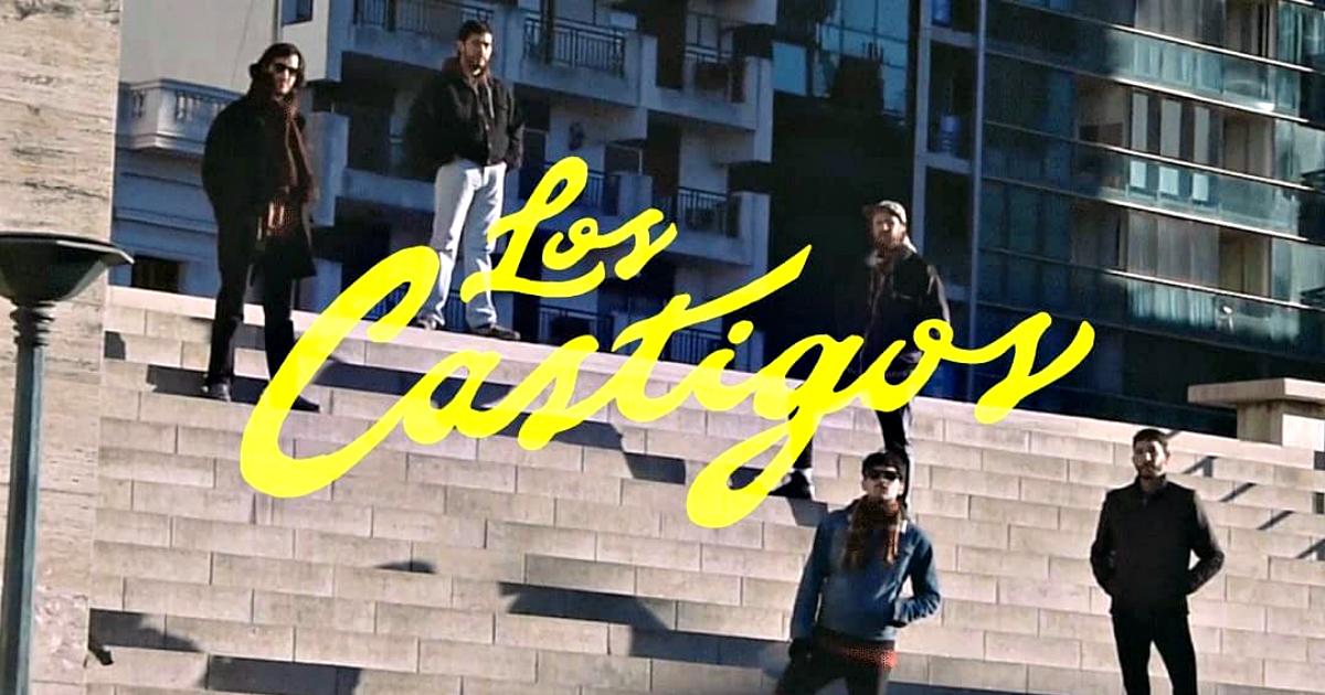 Escucha el álbum debut de Los Castigos, la nueva banda argentina de Cristobal Briceño