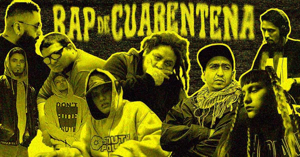 Hip Hop peruano para escuchar en cuarentena