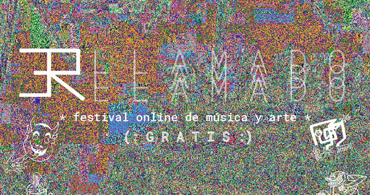 «3R Llamado», el festival internacional online de música y artes visuales