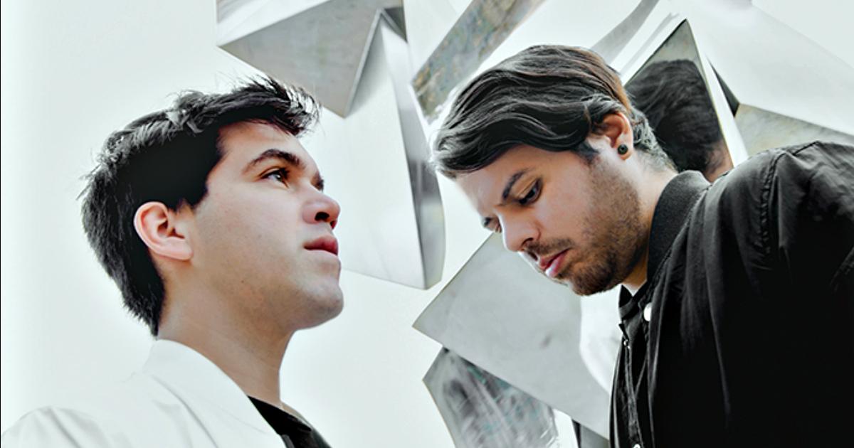 El dúo chileno De Mónaco presenta el video de «Somos»