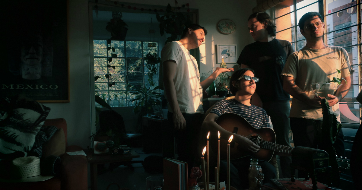 Desde México, Los Blenders estrenan el videoclip de «Mazunte 2016»