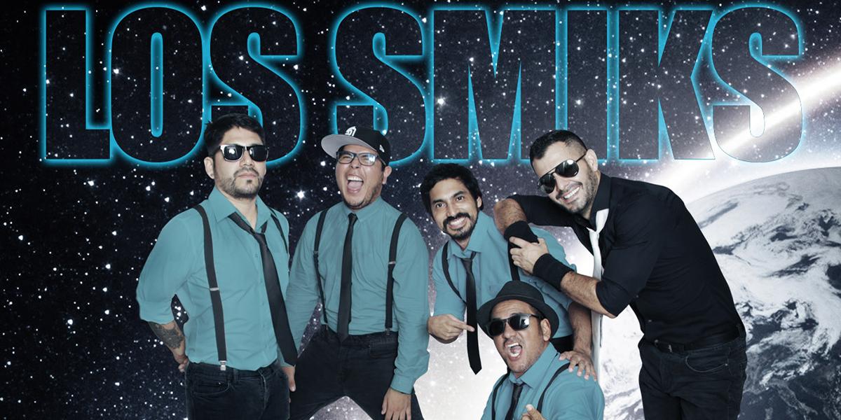 Los Smiks presentan la versión punk de «Un Montón de Estrellas»
