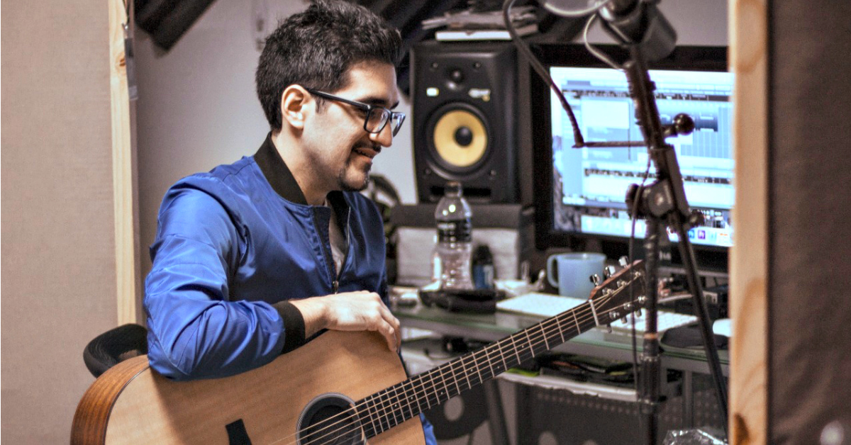 Escucha «Cursi», el álbum debut del productor Bens Pop