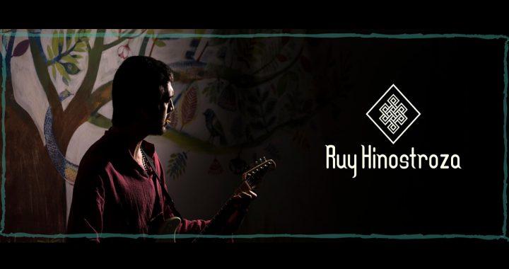 Descubre el rock mistico de Ruy Hinostroza con «Vipassana»