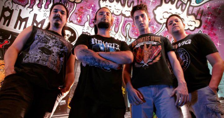 69 segundos, mítica banda de hardcore punk ecuatoriana presenta «VRILLON»