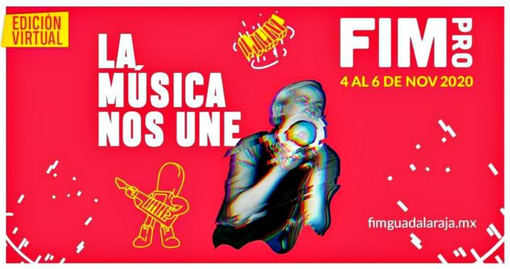 Conoce los pormenores de la edición virtual de la feria musical FIMPRO